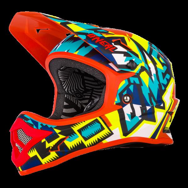 Backflip RL2 Muerta DH Helmet - Multi
