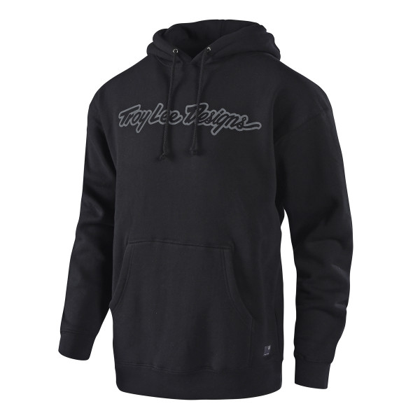 Signature Sweater - Black / Gray