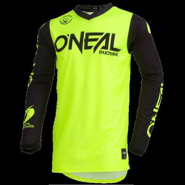 Threat Rider Jersey - Neon Gelb