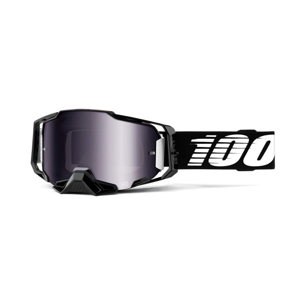 Armega Goggle Anti Fog - Black - mirrored