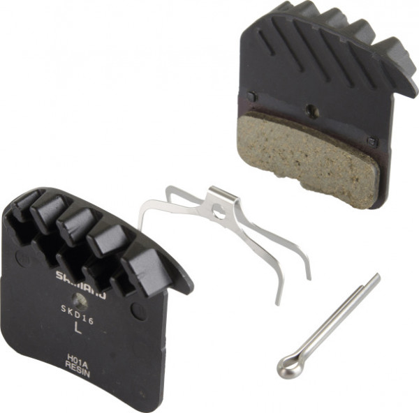 Brake pads H03A for Saint, ZEE
