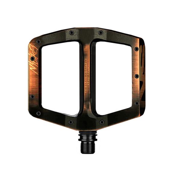 Pedals Radiance - bronze / oil optics
