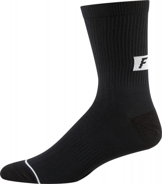 """8"""" Trail Socks - Black"""