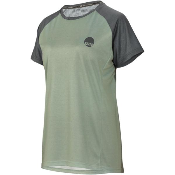 Flow Women's Jersey - Olive Green / Graphite