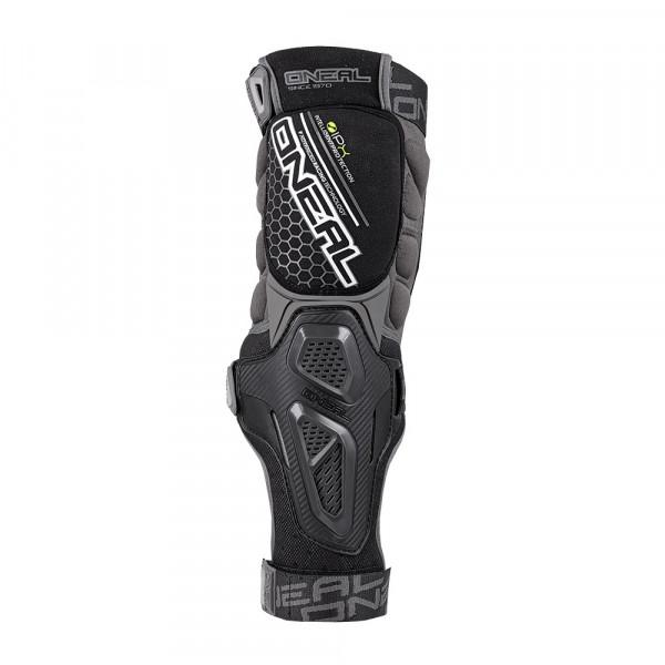 72a87a9426 Oneal Sinner Hybrid Knee Guard Knieschoner - black/gray online ...