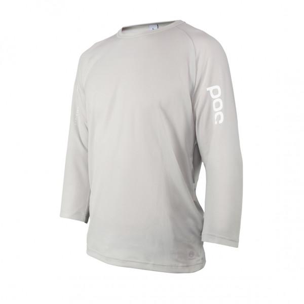 Resistance Mid 3/4 Jersey - amine grey