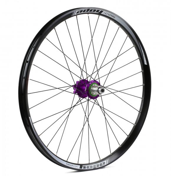 Tech DH-Pro 4 Rear Wheel 150mm - purple