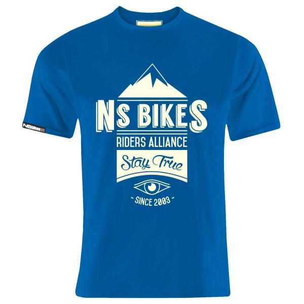 Riders Alliance T-Shirt Blue