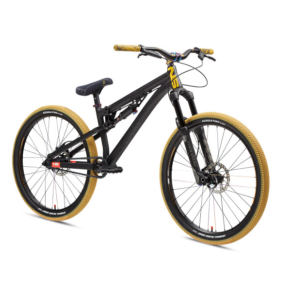Soda Slope Dirtjump - Black