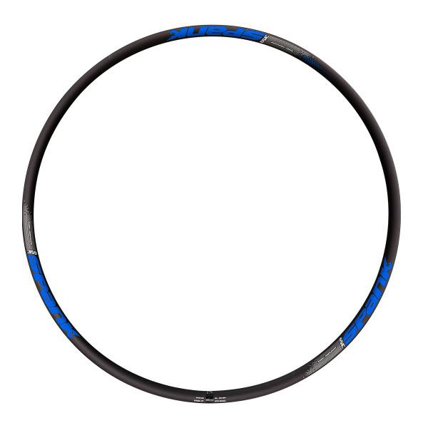 359 Vibrocore Rim - 32 Hole - 27.5 Inch - Black / Blue