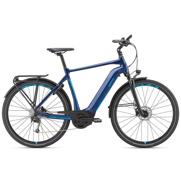 AnyTour E+ 2 GTS Power - Metallic Blue - 2019