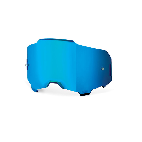 Armega Anti-Fog Replacement Lens - Blue mirrored