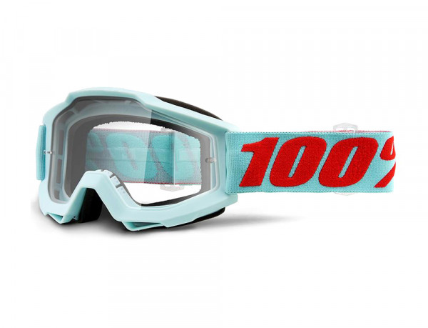 Accuri Goggle Anti Fog Clear Lens - Maldives