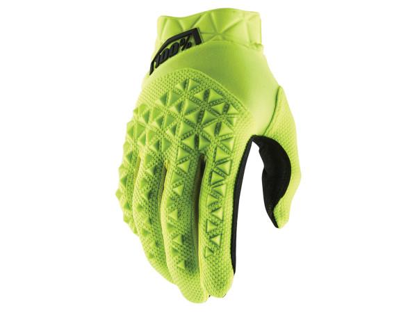 Airmatic Glove - Yellow/Black
