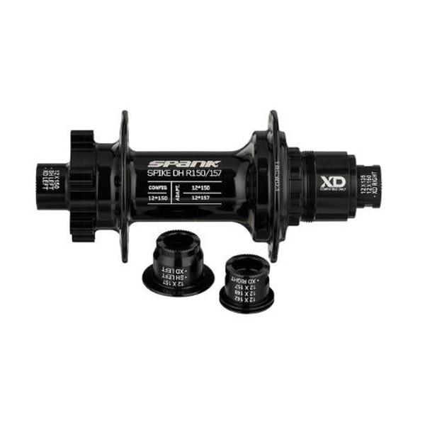 Spike DH R150 / 157 Rear Hub with SRAM XD - Black