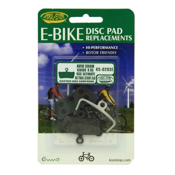 Brake Pads E-Bike - Avid / Sram - organic