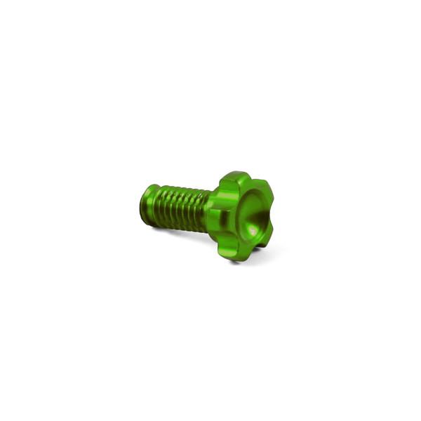 Tech Master Cylinder BPC/Reach Adjust Screw - green