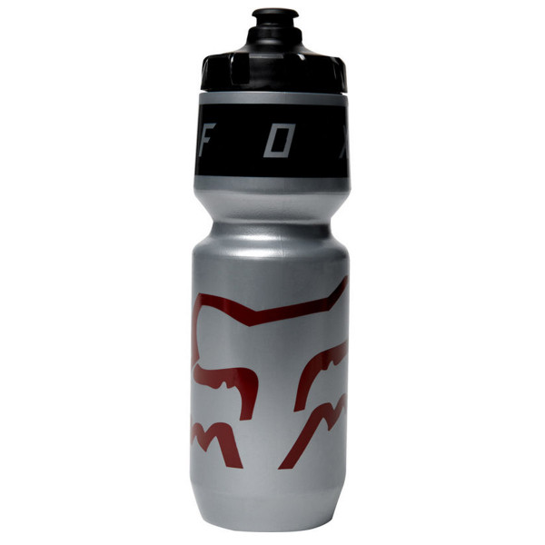 FOXHEAD Purist Drinking Bottle 750 ml - Gray