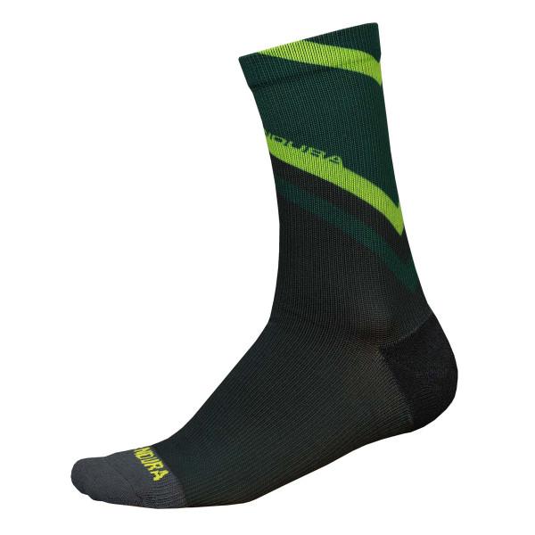 SingleTrack Socks ll Limited - Green