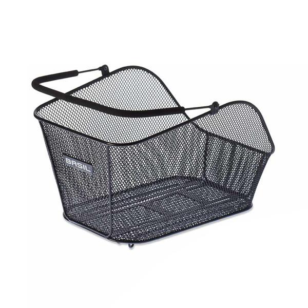 Icon M Bicycle Basket - Black