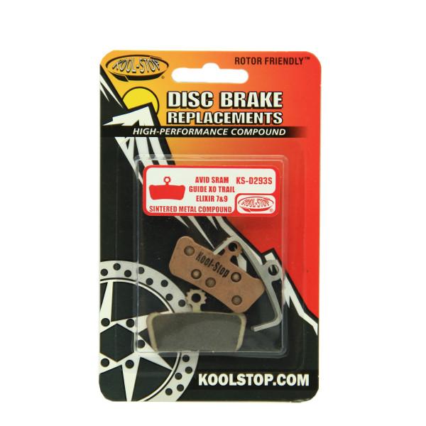 Avid / Sram brake pads - sintered