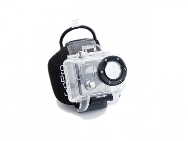 HD HERO Gehäuse mit Handgelenkshalterung