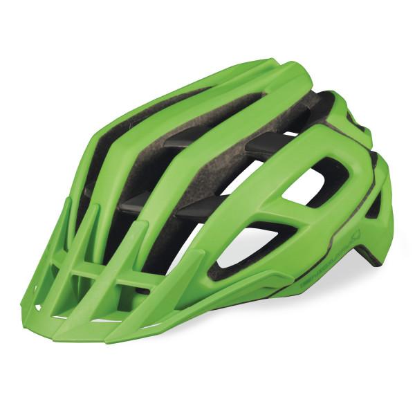 Singletrack Helm - Kellygrün