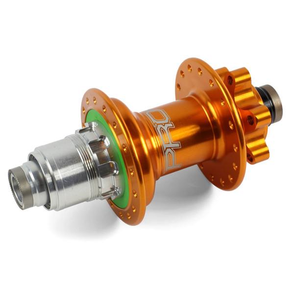 Pro 4 Rear Hub Orange 32h XD