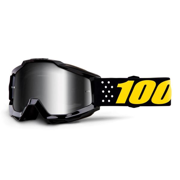 Accuri Youth Goggle Anti Fog Mirror Lens - Pistol