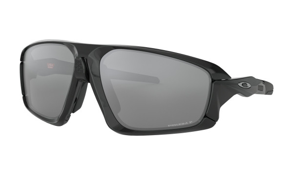 Field Jacket - Polished Black - Prizm Black Polarized