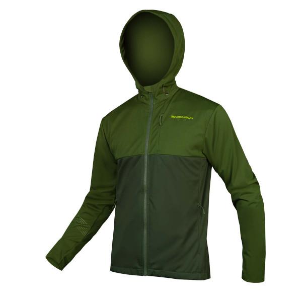 SingleTrack Softshell ll Jacket - Green