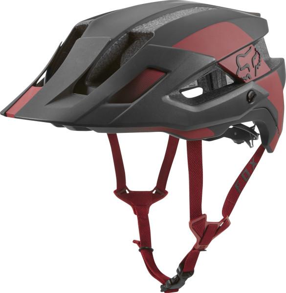 Flux Mips Conduit Helmet - Cardinal