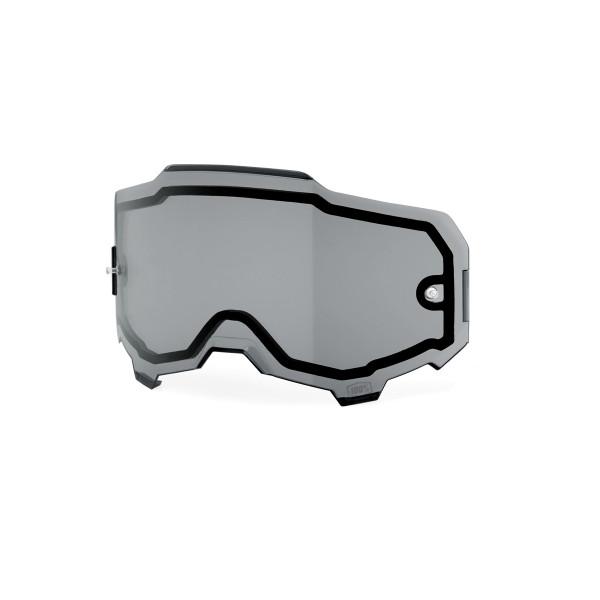 Armega Anti-Fog Replacement Lens - Gray