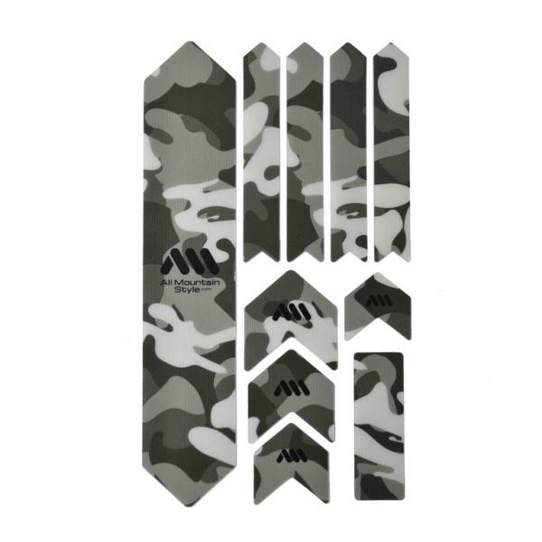 0acec45e669 AMS - All Mountain Style Honeycomp Frame Guard XL - camo buy online ...
