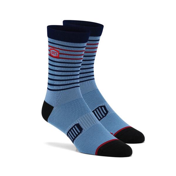 Advocate Performance Socks - Blue