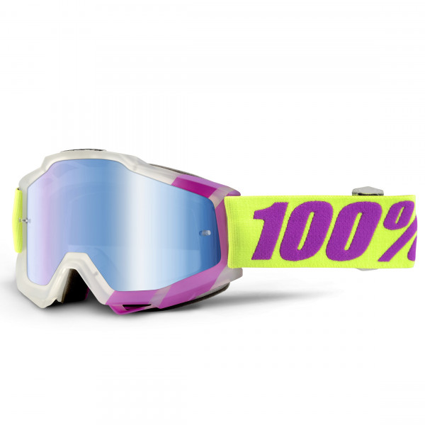 Accuri MX Goggle - Tootaloo Mirror Lens