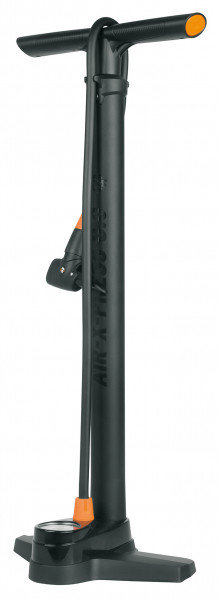 Air-X-Press 8.0 Track Pump - black