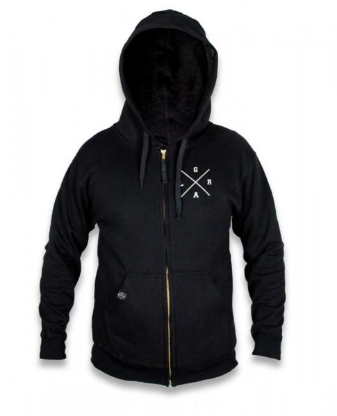 Hoody - LRXGA - Black