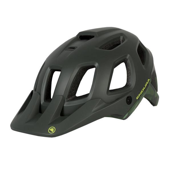 SingleTrack Bike Helmet ll - khaki