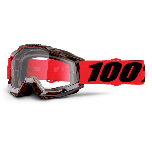 Accuri Goggle Anti Fog Clear Lens - Vendome