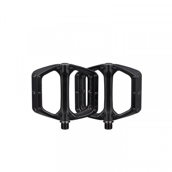 Spoon DC Flat Pedals - Black