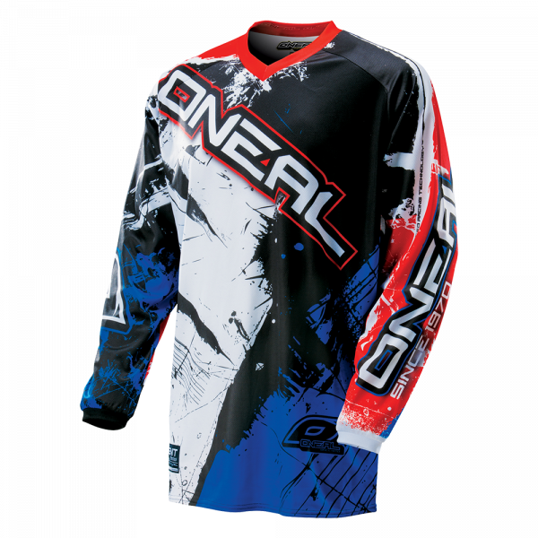 Element Jersey Shocker Black/Blue/Red