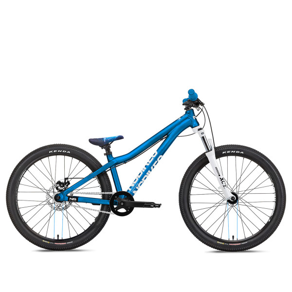 Circus 24 inches Funbike - Blue
