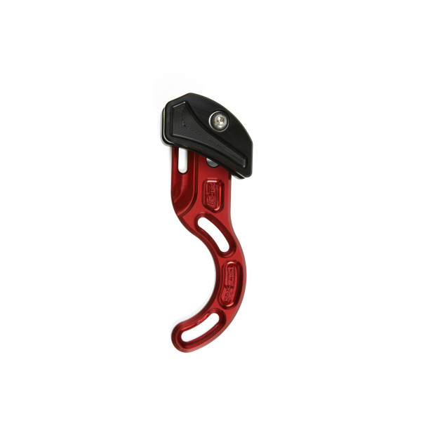 Slick Chain Device Shorty Chainguide - ISCG05 - red