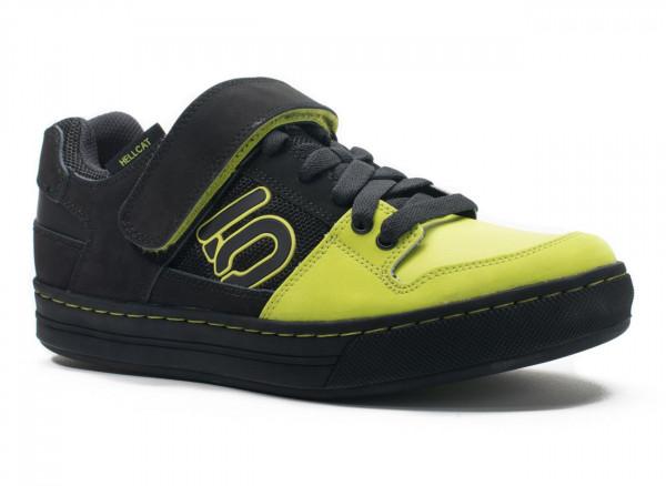 Hellcat SPD MTB Schuh Black Lime Punch