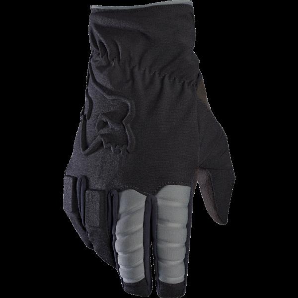 Forge Handschuhe - black