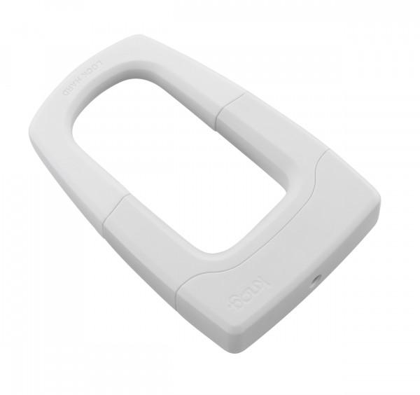 Bouncer U-lock - white