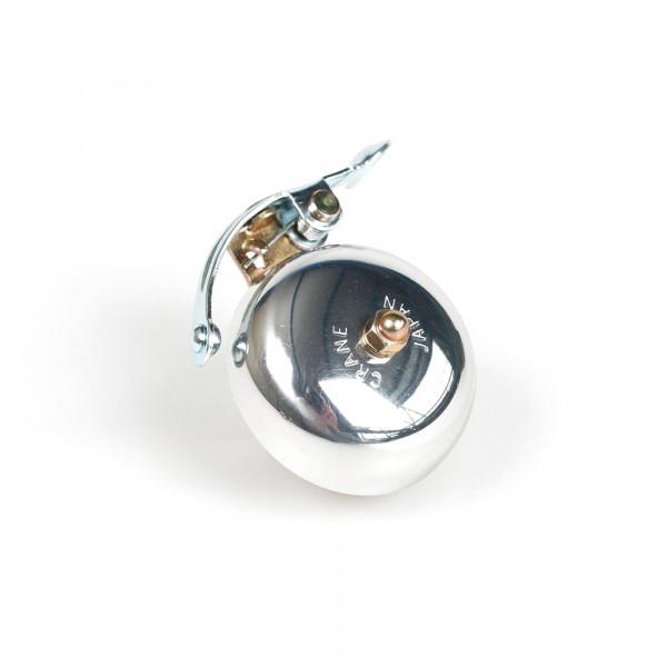 Suzu Bell - Handlebar - Silver polished