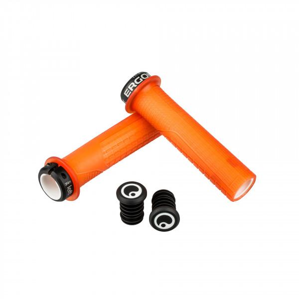 GD1 Slim Factory Lenkergriffe - orange