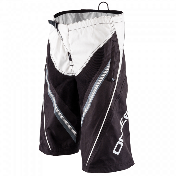 Element FR Shorts Black/White